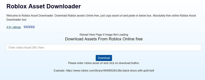 Free Roblox Asset Downloader Latest Version