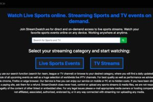 Best Alternatives to Stream2watch for Watching Live Sports
