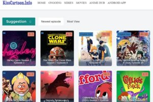 Alternatives to KissCartoon for Watching Cartoons Online